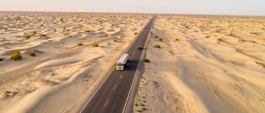 Saudi logistics strategy: current state, major announcements, and progress